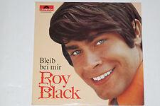"ROY BLACK -Bleib Bei Mir- 10"" Polydor Club-Sonderauflage (60 761)"