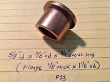 Oilite Bushing Bronze New 3//4 id x 1 od x 1 Brass bearing shim spacer Sleeve B67
