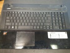 Gateway EG70  NE 722 series NE72206u palmrest Touchpad + Keyboard