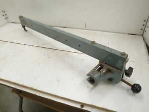Delta Jet Lock Table Saw Fence from 34-444