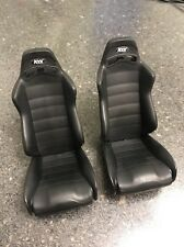 Recaro Style Crawler RC Scale Seats 2 pcs RC Rock Crawler Axial SCX10 D90 D110