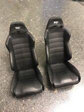 KYX Recaro Style Racing Seats Crawler RC 1/10 Scale Rock Crawler Axial SCX10 II