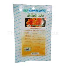 5 Pack Thanyaporn Lingzhi Mushroom Tea Ganoderma Lucidum Reishi Herbal Tea New