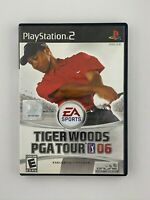 Tiger Woods PGA Tour 06 - Playstation 2 PS2 Game - Complete & Tested