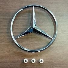 Original Mercedes Stern Emblem Logo Set Heckklappe C-Klasse T S202 A2027580158