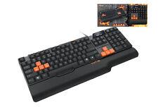 Trust 17692 Teclado GXT18 Gaming Keyboard, USB
