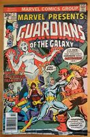 GUARDIANS of the GALAXY #7 (1976 MARVEL Comics) ~ VG/FN Book