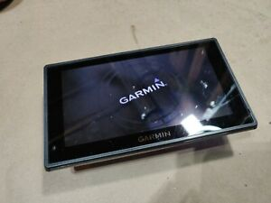 "Garmin Truck GPS, 7"" Screen & Teletrac Unit, Used, Free Shipping."