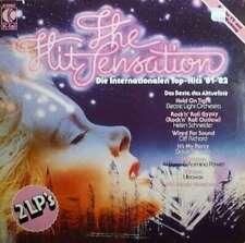 Various The Hit Sensation 2xLP Comp Vinyl Schallplatte 93895