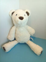 Plush Scentsy Buddy Polar Bear Frost Soft Stuffed Animal Baby Toy Lovey No Scent