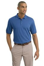 NIKE GOLF Men's Dri-FIT Pique II Tipped Sport Shirt Polo NEW