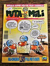 El Jueves - Puta Mili - Spanish Magazine Comic - #59 - 1993