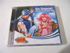 Go Dance! Music To Move To by LazyTown 0099923939825 US CD SEALED