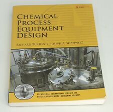 Chemical Process Equipment Design by Joseph A. Shaeiwitz and Richard Turton.