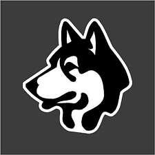 HUSKY/SLITTE Adesivo (cane/cucciolo/Cucciolo)