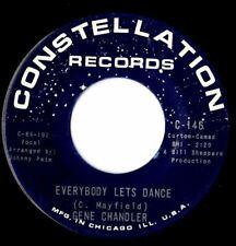 Gene Chandler Everybody let's dance   Northern soul Popcorn