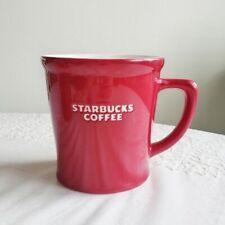 New listing 2009 Starbucks Red Holiday Bone China Mug  00006000