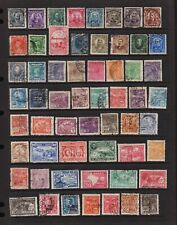 Brazil - 58 old stamps - see scan