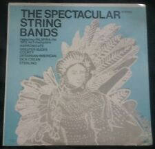 "SS 1973 Mummers The Spectacular String Bands 33 RPM 12"" Vinyl LP AMP Recordings"