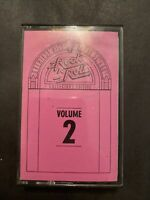 Cassette Tape Greatest Hits of the 50's & 60's Rock n Roll Volume 2