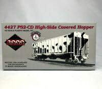 Life Like Proto 2000 HO 4427 PS2-CD High Side Covered Hopper Kit AT SF 307941