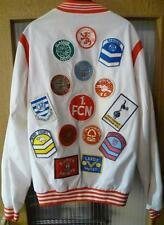 1. FC Nürnberg Fanjacke 70er Jahre mit vielen Aufnähern England Premier League
