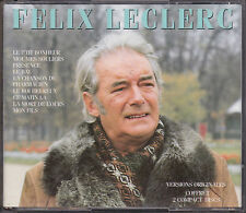 COFFRET 2 CD 36T FELIX LECLERC BEST OF 1990 TBE RARE