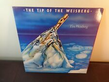 TIM WEISBERG Tip of the NR-7 NAUTILUS HALF SPEED AUDIOPHILE NEAR MINT LP