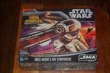 Mace Windu's Jedi Starfighter-Star Wars Saga Collection-MIB-Revenge of the Sith