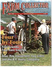 vintage hay equipment, BF Avery tractor vision, Pioneer