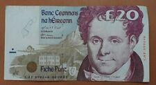 More details for central bank of ireland twenty (20) pound note-1997- caf890248