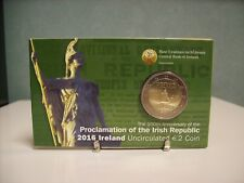 Ierland 2016 2 euro CC Paasopstand BU