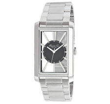 New Kenneth Cole Transparency Classic Dial New York Men Rectangle KC3995 Watch