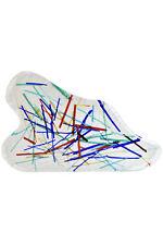 Vetro di murano glass Scultura astratta Battuta 49