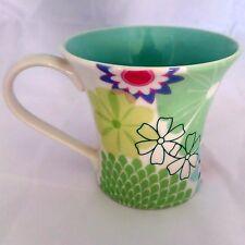 Portmeirion Crazy Daisy Coffee Mug Pastel Floral England
