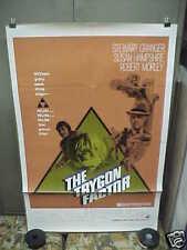 THE TRYGON FACTOR, orig 1-sh / movie poster [Stewart Granger]