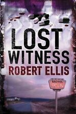 The Lost Witness by Robert Ellis, Book, New (Paperback)