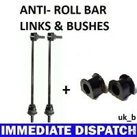 CITROEN SAXO VTS VTR Front ARB Anti Roll Bar Sway bar 2 x Bushes & 2 x Links