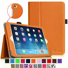 for iPad mini 3 2 1 4 Slim Fit Folio Leather Case Stand Cover Auto Sleep/Wake