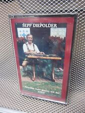 SEPP DIEPOLDER cassette tape NEW accordion Bavarian Alpine zither Tampa polka OG