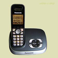Panasonic Schnurlostelefon KX-TG6521GB AB Anrufbeantworter schnurloses Telefon