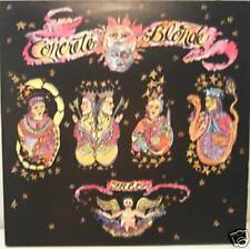 "CONCRETE BLONDE ""FREE"" rare lp Italy mint"
