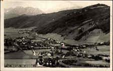 St. Sankt Michael ob Leoben Österreich Steiermark 1941 Panorama Dorf Berge Alpen