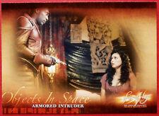Joss Whedon's FIREFLY - Card #53 - Armored Intruder - Inkworks 2006