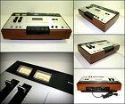 AKAI CS-34D Wooden Stereo Cassette Deck