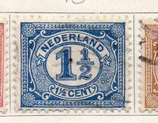 Países Bajos 1898-1919 rápida de los problemas Fine Used 1,5 C. 129457
