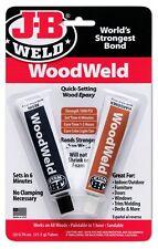 J-B Weld Woodweld Repair Strong Bond Adhesive Wood Glue Quick Setting Epoxy