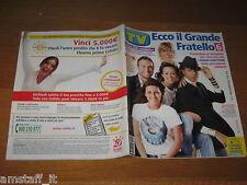 TV SORRISI CANZONI=2006/3=GRANDE FRATELLO=PAOLA PEREGO=ARTURO BRACHETTI=