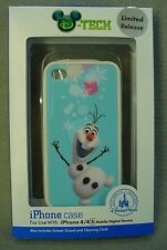 Disney Parks OLAF from Disney's FROZEN Cell Phone Case for iPhone 4/4S NEW