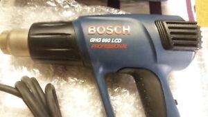 Bosch GHG 660 LCD